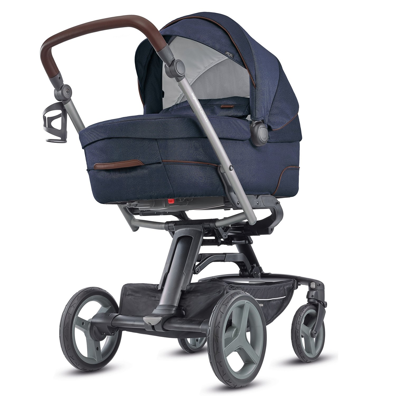 Коляска 2в1 Inglesina Quad System Duo Oxford Blue KA60K0OXB2